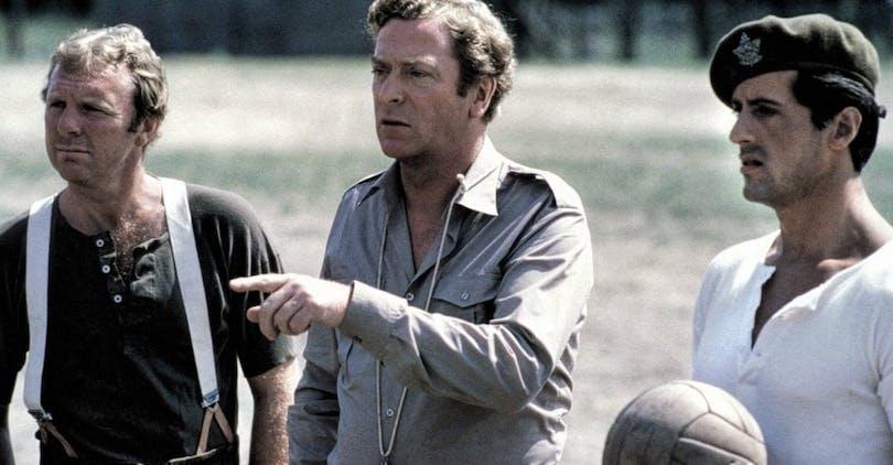 Bild på Sylvester Stallone och Michael Caine