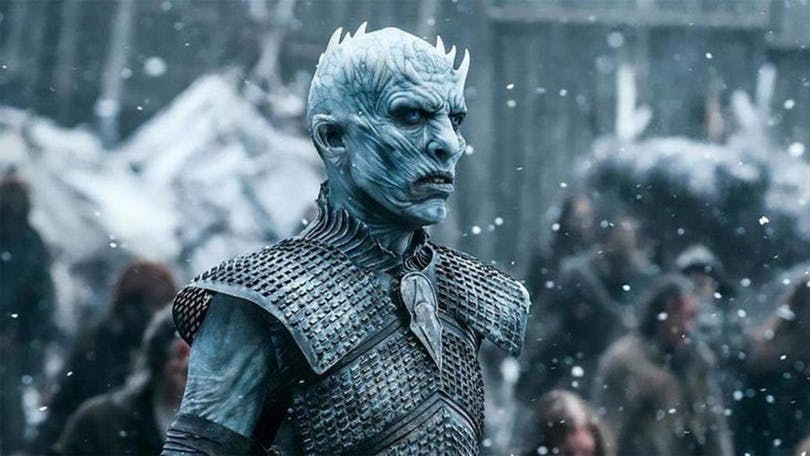 "The Night King i ""Game of Thrones""."