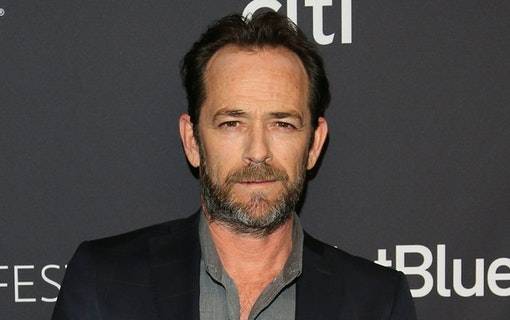 Luke Perry död