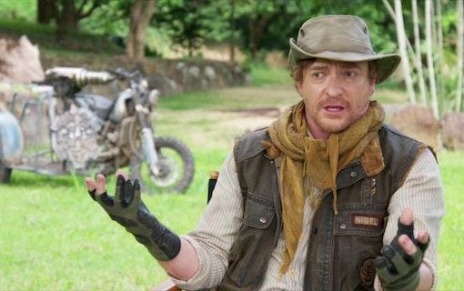 Jumanji 2 på gång – Rhys Darby återvänder och nya stjärnor ansluter