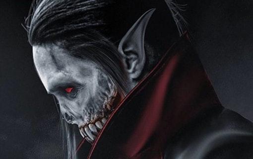 Nya bilder under inspelningen av Morbius