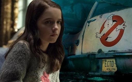 Hon har huvudrollen i Ghostbusters 3