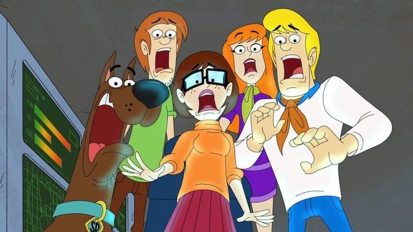 Scooby-Doo och kompan
