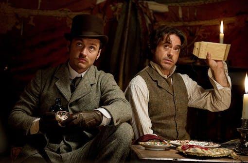 Sherlock Holmes 3 får nytt datum