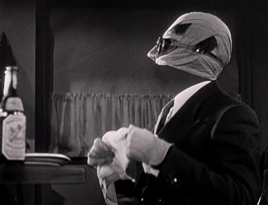 Bild på The Invisible Man