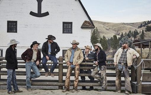 """""""Yellowstone"""" (säsong 1)"""
