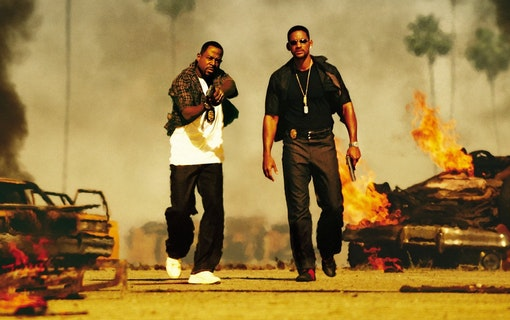 That's a wrap! Bad Boys 3 är färdiginspelad