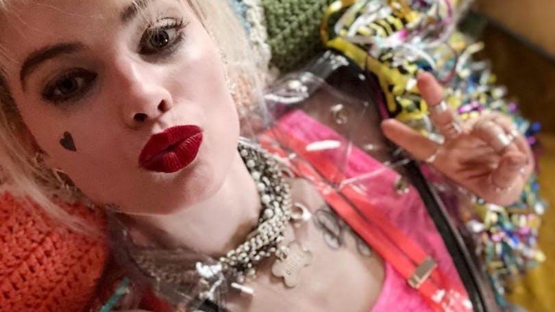 En bild på Harley Quinn