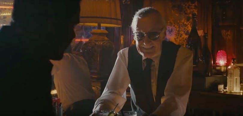 Stan Lee Ant Man