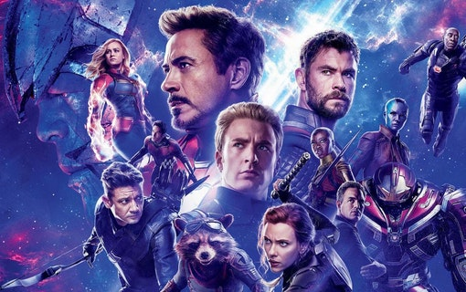 Avengers 4 öppnar starkast någonsin