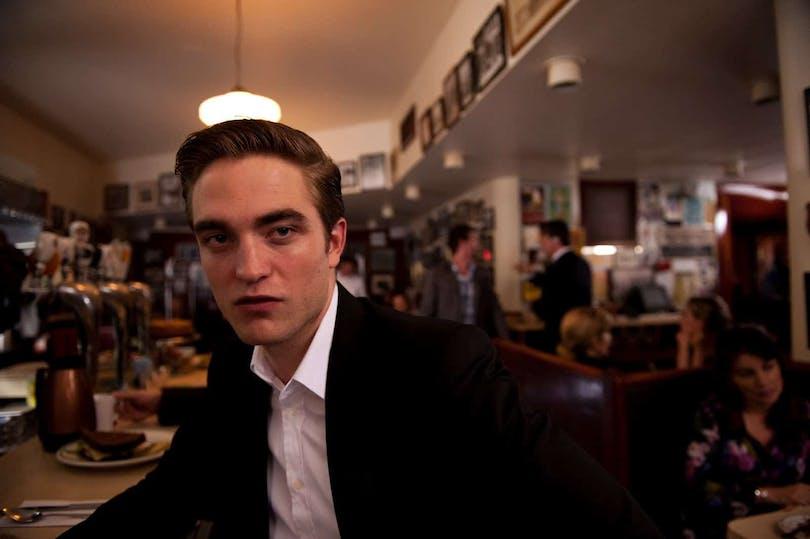 Robert Pattinson i Cosmopolis.