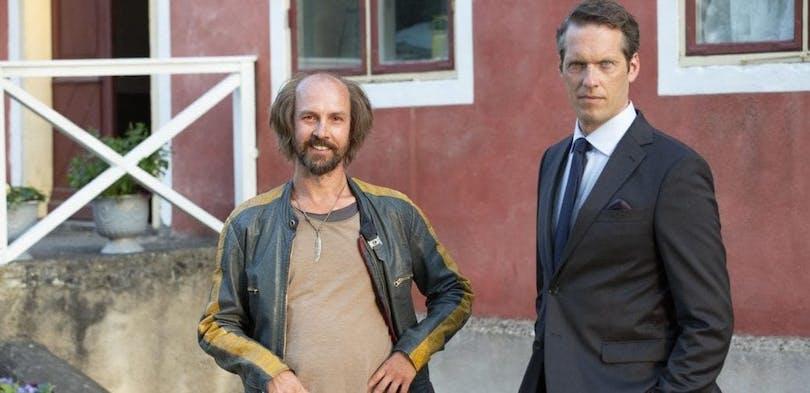 Olle Sarri och Niklas Engdahl.