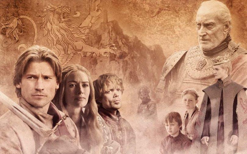Huset Lannister i Game of Thrones