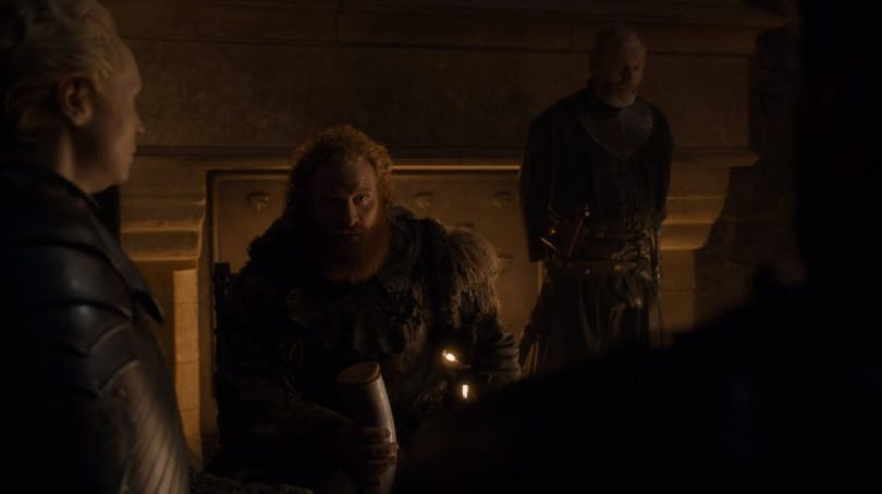 Tormund i Game of Thrones.