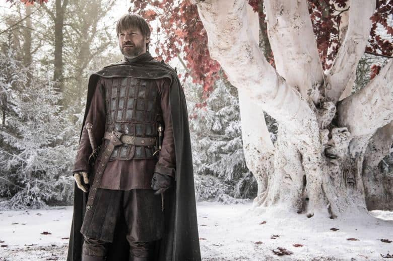 Niklolaj Coster-Waldau som Jaime i Game of Thrones.