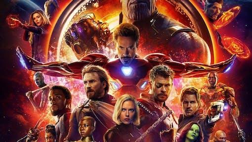 Se nytt klipp till Avengers 4