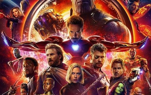 MCU: Marvelfilmerna i kronologisk ordning