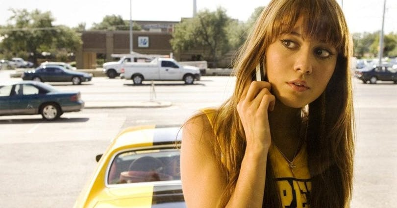 Mary Elizabeth Winstead i Death Proof.