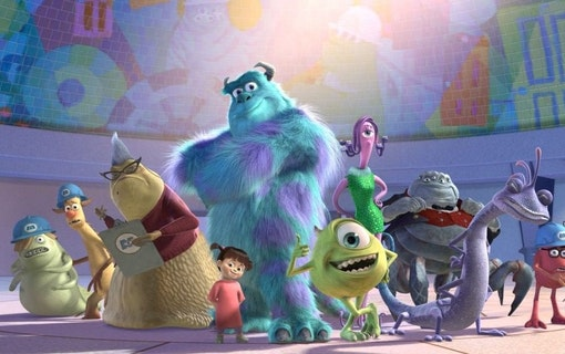 Monsters Inc. blir TV-Serie
