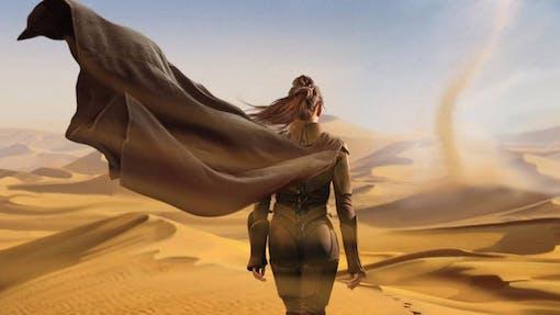 Dune blir två filmer