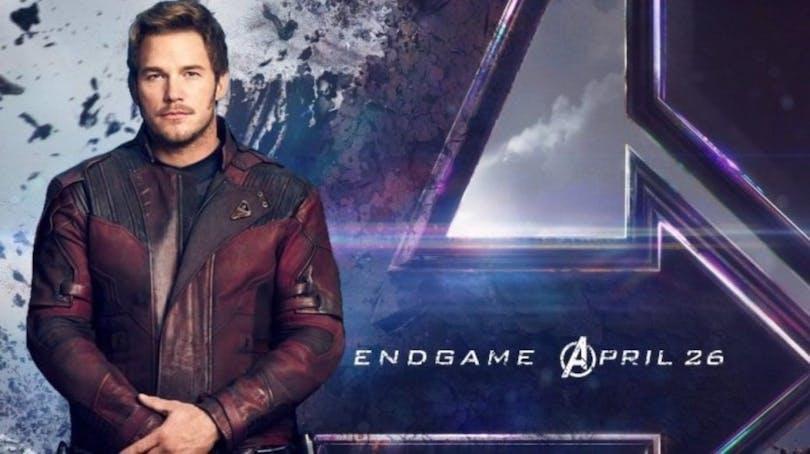 En bild på skådespelaren Chris Pratt