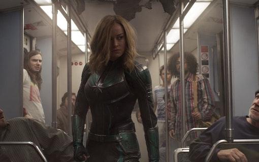 Captain Marvel är en ekonomisk succé