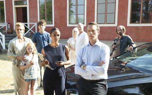 """EXKLUSIVT: Niklas Engdahl och Nanna Blondell om """"Den inre cirkeln"""""""