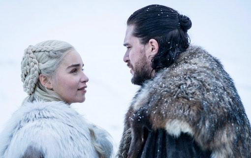 KLIPP: Följ med bakom kulisserna av Game of Thrones säsong 8