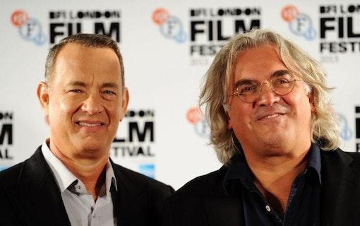 Tom Hanks och Paul Greengrass återförenas