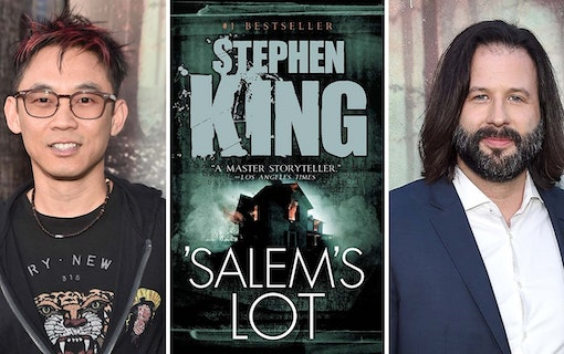 James Wan gör ny Stephen King film – Salem's Lot
