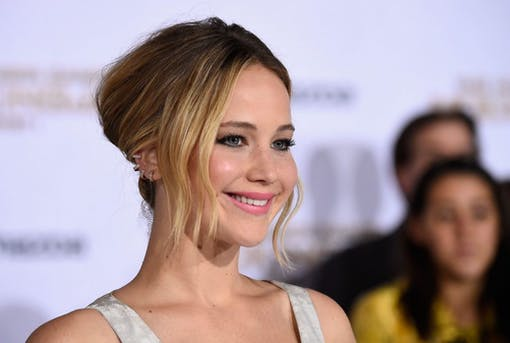 Jennifer Lawrence i intim film