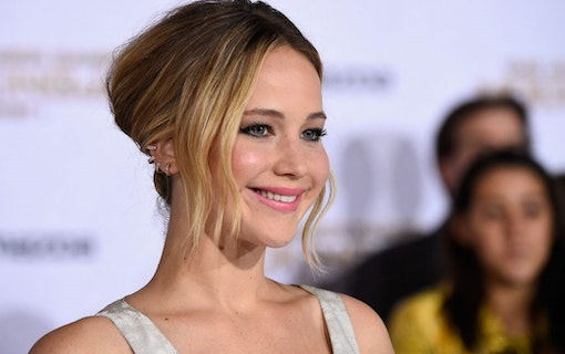 Jennifer Lawrence i intim film