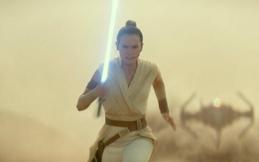 Nya trailer ut Star Wars