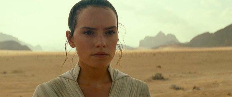 Rey i Star Wars.