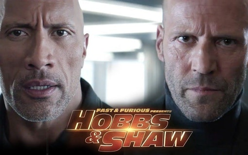 Ny trailer till Fast & Furious Presents: Hobbs & Shaw