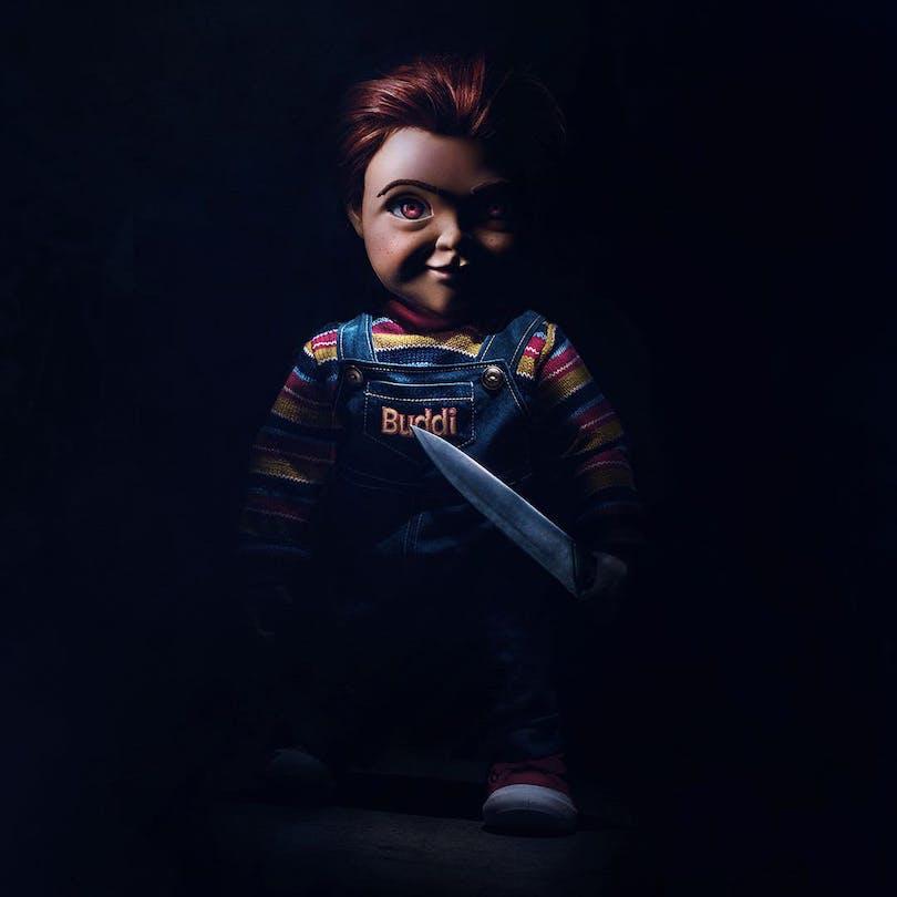 En bild på senaste Chucky
