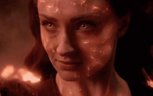 Tio nya bilder på X-Men: Dark Phoenix