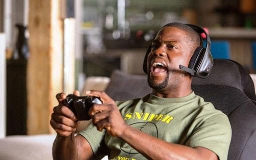 Kevin Hart gör remake på vild actionkomedi