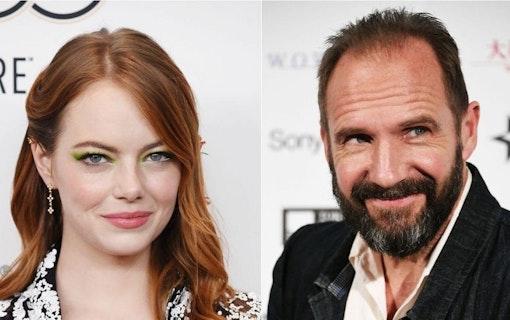 Emma Stone och Ralph Fiennes önskade till omtalad thriller