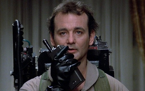 Ser vi Bill Murray i Ghostbusters 3?