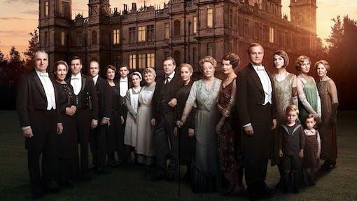 Downton Abbey filmen får uppföljare