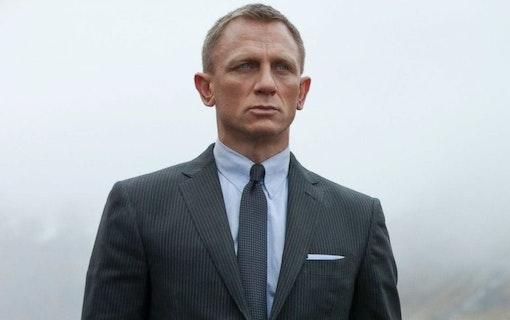 Bond 25 tvingas stoppa produktionen – Daniel Craig skadad