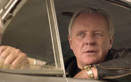 Anthony Hopkins gör film med Oscarsbelönade Olivia Coleman