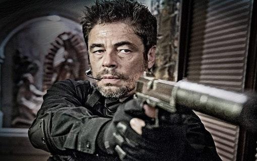 Spelar Benicio Del Toro skurk i The Suicide Squad?