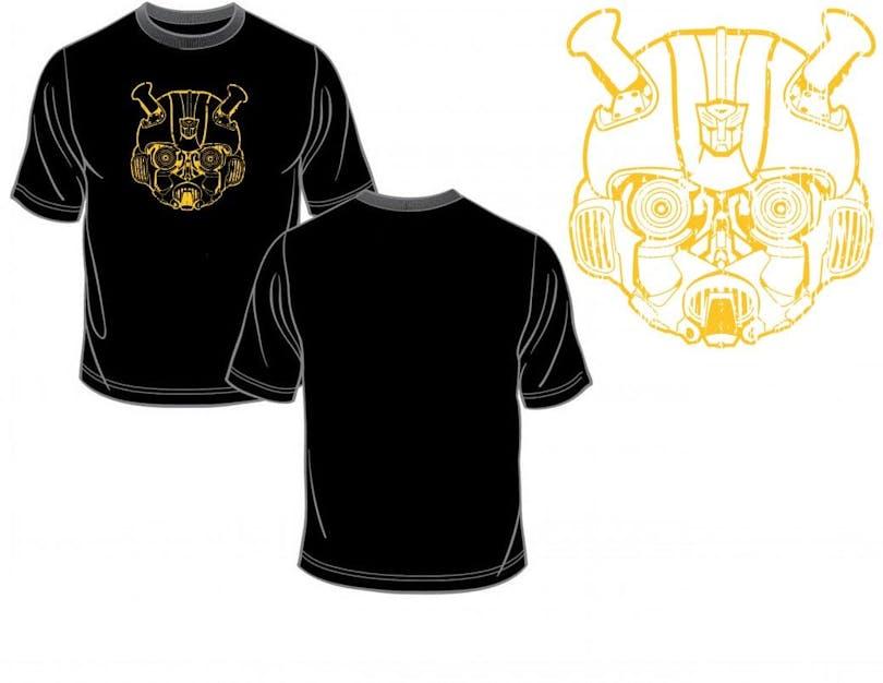 Bumblebee T-shirt.