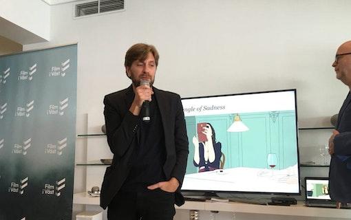 Filmtopp i Cannes: Film i Västs årliga presslunch