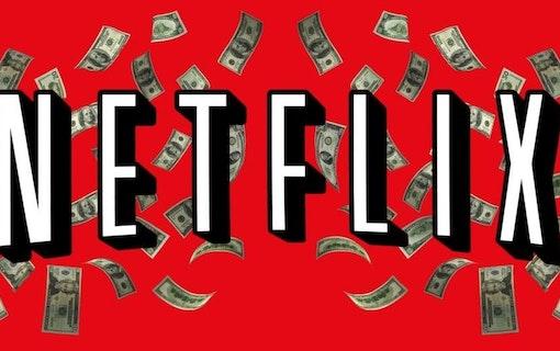 Netflix betalar bra – åtminstone till stjärnorna