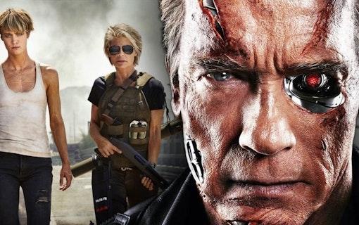 Ny poster till kommande Terminator: Dark Fate