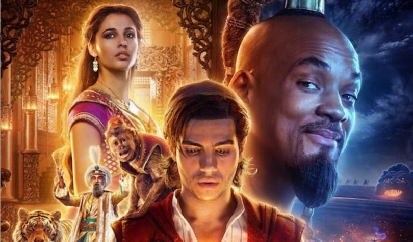 Förhoppningar och farhågor: Aladdin (2019)