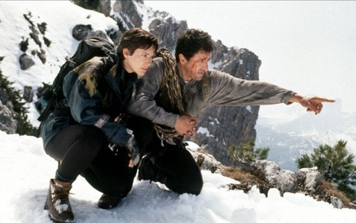 Sylvester Stallone medverkar inte i nya Cliffhanger